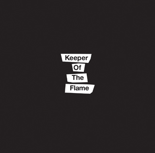 「Keeper Of The Flame」のアートワーク