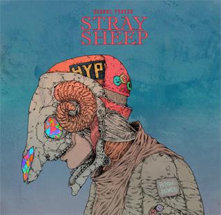 「STRAY SHEEP」のアートワーク